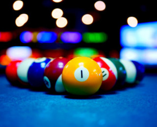 Sell a pool table in Fort Worth, Texas.