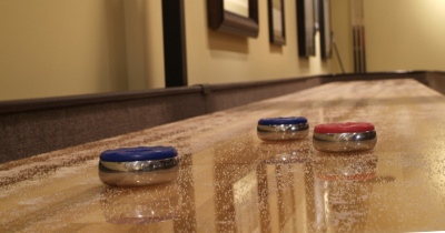 Fort Worth SOLO® Shuffleboard Installers Image.