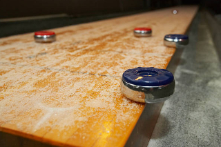 SOLO® Shuffleboard Movers Fort Worth, Texas.