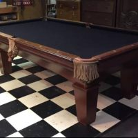 Pristine Condition Olhausen 8'Ft Pool Table