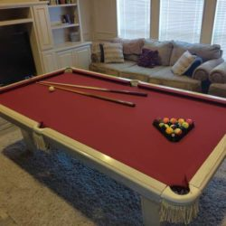 Leisure Bay 8' Pool Table