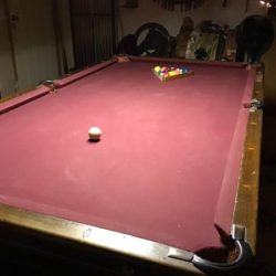 Pool Table Brunswick for Sale