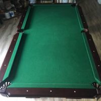 Excellent Conditions Wood Pool Table