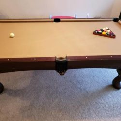 Pool Table Great Piece of Furniture