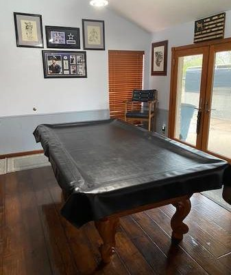 Brunswick Pool Table Set(SOLD)