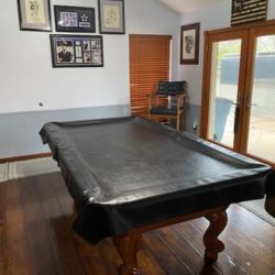 Brunswick Pool Table Set