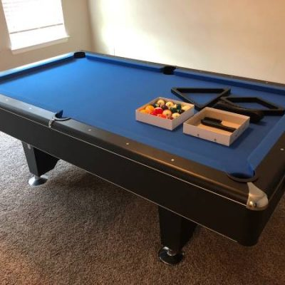 Like New Imperial 7 Ft Pool Table