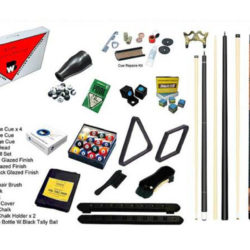 New Accessories for Pool Tables