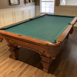 AMF Aviemore Highland Series 8' Pool Table
